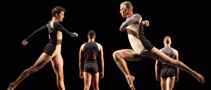 Stephen Petronio Company, Locomotor, photo by Yi-Chun Wu